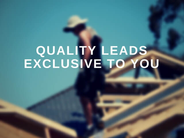 Marketing for Roofers - Local Lead Marketing