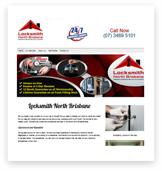Locksmith North Brisbane