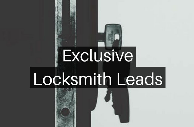 High Quality Exclusive Locksmith Leads(1)